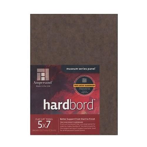Ampersand Hardbord 5 In. X 7 In. Pack Of 3 [Pack Of 4] (4PK-HB05)