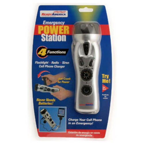 Ready America Emergency Power Station 4-Function - 70801