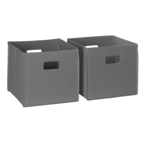 RiverRidge Kids Storage Bin 2-piece Set