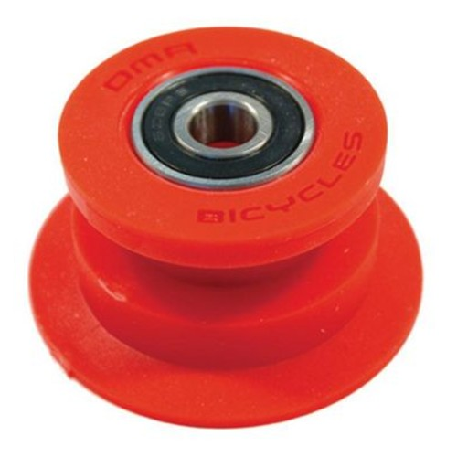 DMR Pulley Wheel Dual [Option : Double Stepped Roller - No Bolt; count : 2]