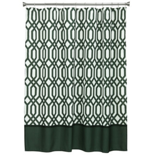Thumbprintz Act Shower Curtain