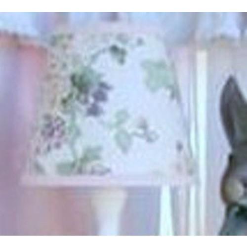 Brandee Danielle Flower Medley 8'' Empire Lamp Shade