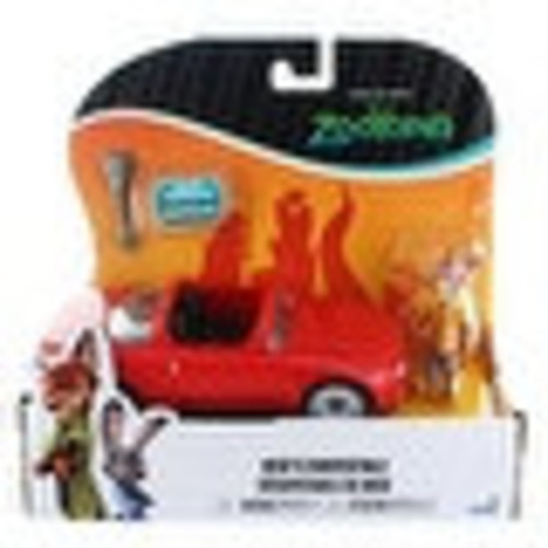 Disney Zootopia Vehicle Nick Wilde's Convertible