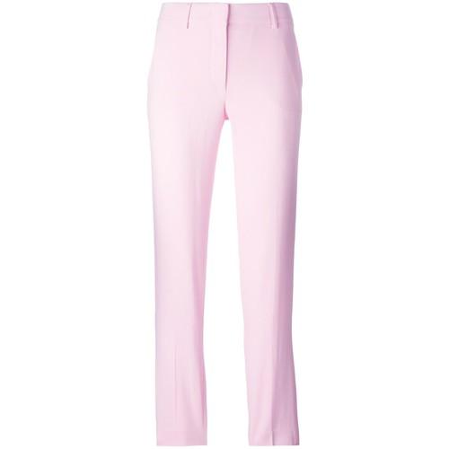 EMILIO PUCCI Cropped Trousers