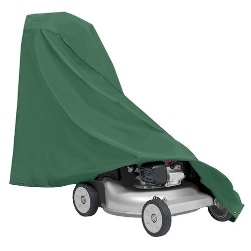 Classic Accessories 52-134-011101-11 Atrium Walk Behind Lawn Mower, Green