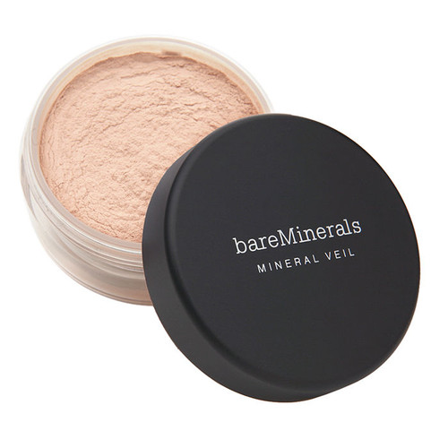 bareMinerals Finishers Mineral Veil finishing powder, Illuminating [3 oz (9 ml)]
