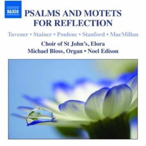Psalms and Motets for Reflection [CD]