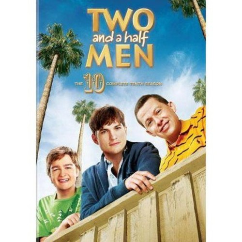 Two and a Half Men: The Complete Tenth Season [3 Discs]
