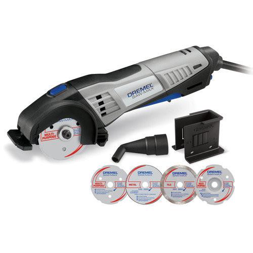 Dremel Saw-Max Corded Handheld Circular Saw Kit 120 volts 6 amps 17 000 rpm(SM20-02)