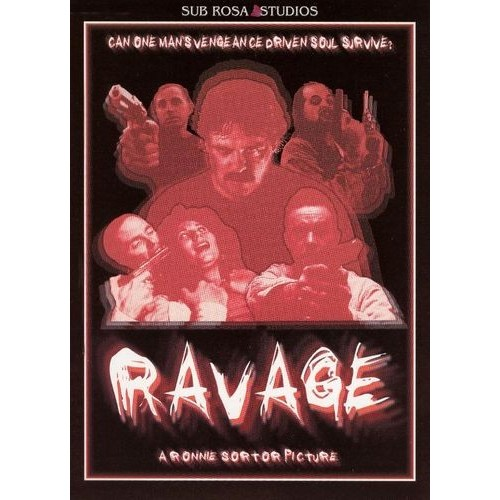 Ravage [DVD] [2002]