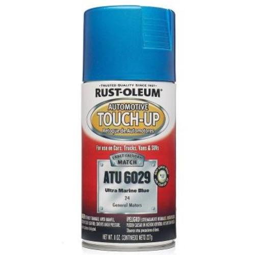 Rust-Oleum Automotive 8 oz. Ultra Marine Blue Auto Touch-Up Spray (6-Pack)