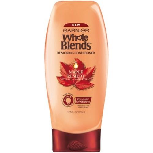 Garnier Whole Blends Restoring Hair Conditioner - 12.5 fl oz
