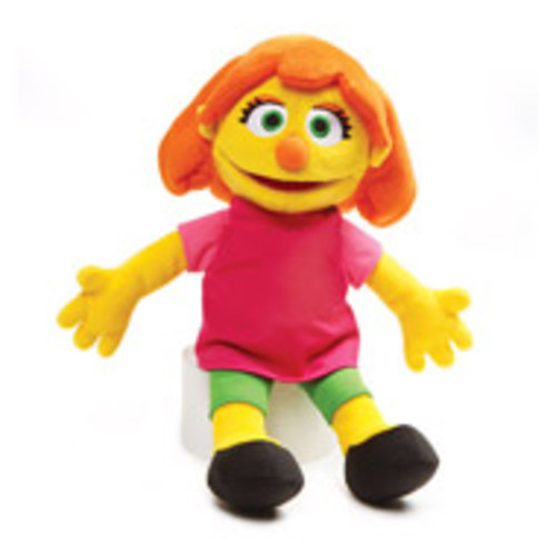 Sesame Street Julia Plush