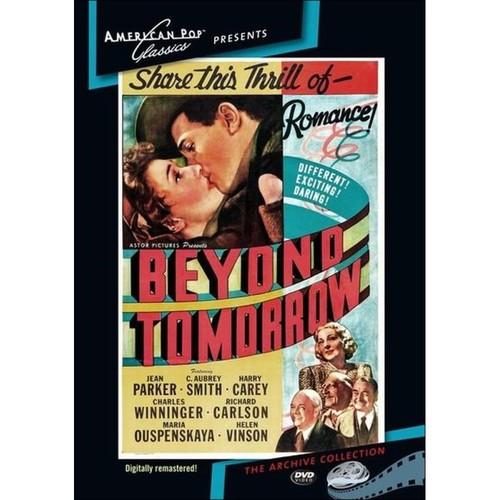 Beyond Tomorrow [DVD] [1940]