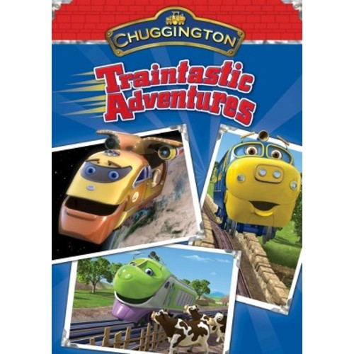 Chuggington: Traintastic Adventures (DVD)