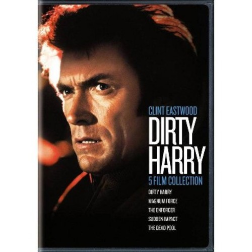 5 Film Collection: Dirty Harry [5 Discs] [DVD]