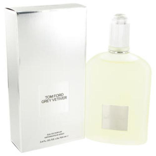 Tom Ford Eau De Parfum Spray 3.4 Oz Tom Ford Grey Vetiver Cologne By Tom Ford For Men