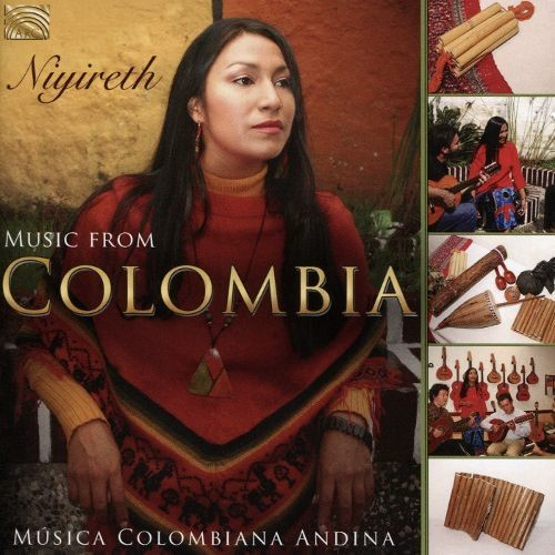 Music from Colombia: Msica Colombiana Andina [CD]