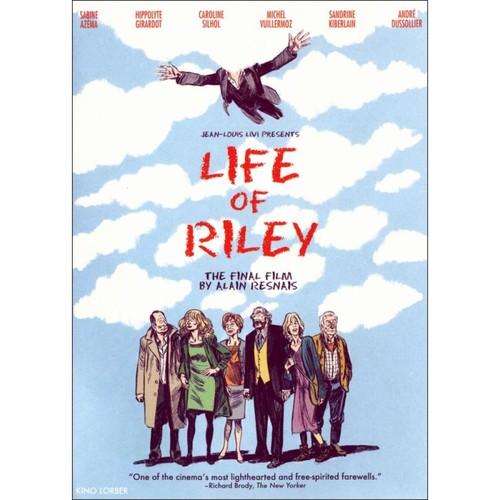 Life of Riley [DVD] [2014]