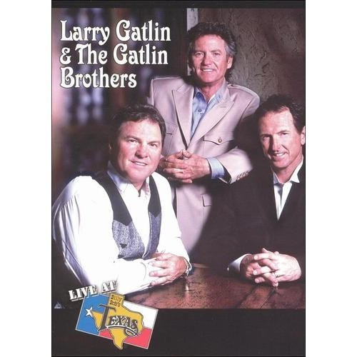 Gatlin L-Larry Gatlin and Brothers Live