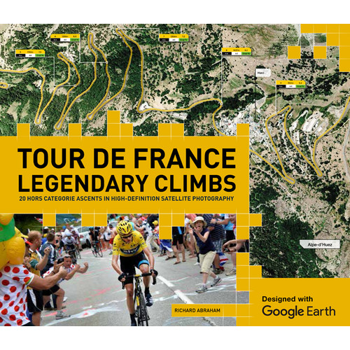 Tour De France Legendary Climbs