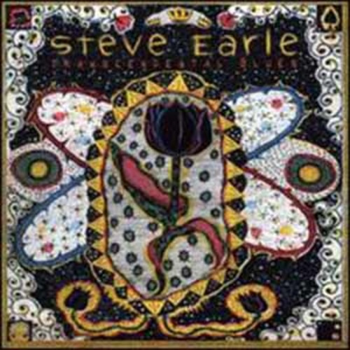 Steve Earle - Transcendental Blues (CD)