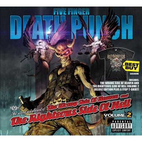Wrong Side of Heaven and the Righteous Side of Hell, Vol. 2 [Best Buy Exclusive] [CD & DVD]