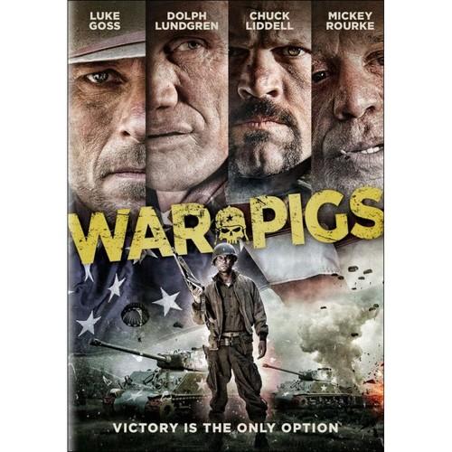 War Pigs [DVD] [2015]