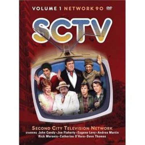 SCTV, Vol. 1: Network 90 [5 Discs]