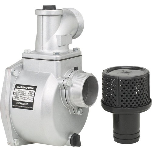 Semi-Trash Water Pump ONLY  For Straight Keyed Shafts, 3in. Ports, 14,265 GPH