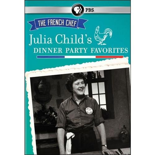 French Chef-Julia Childs Dinner Party Favorites