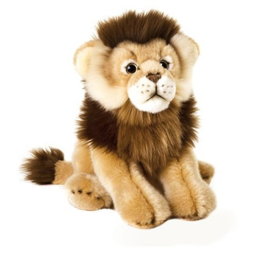 Lelly National Geographic Lion Hand Puppet