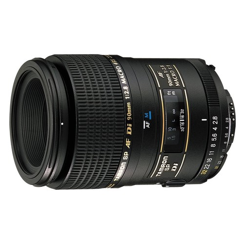 Tamron AF 90mm f/2.8 Di SP A/M 1:1 Macro Lens for Pentax Digital SLR Cameras (Model 272EP)
