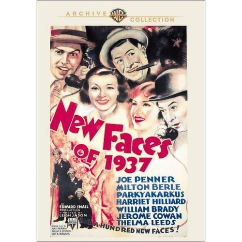 Faces of 1937 [DVD] [1937]