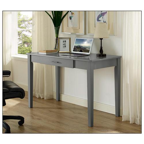 Walker Edison - Computer Desk - Gray