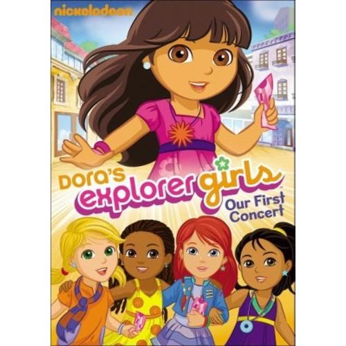 Dora's Explorer Girls: Our First Concert [DVD] [English] [2010]