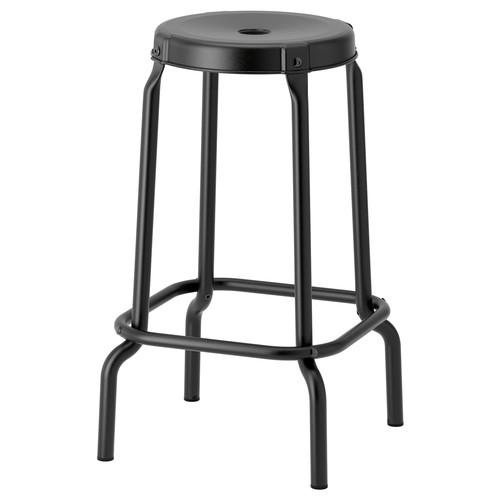 RSKOG Bar stool, black