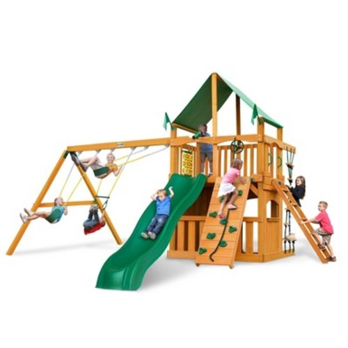 Gorilla Playsets Chateau Clubhouse