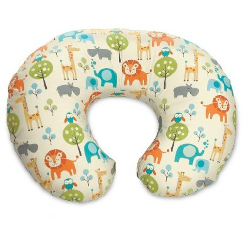 Boppy Peaceful Jungle Nursing Pillow and Positioner