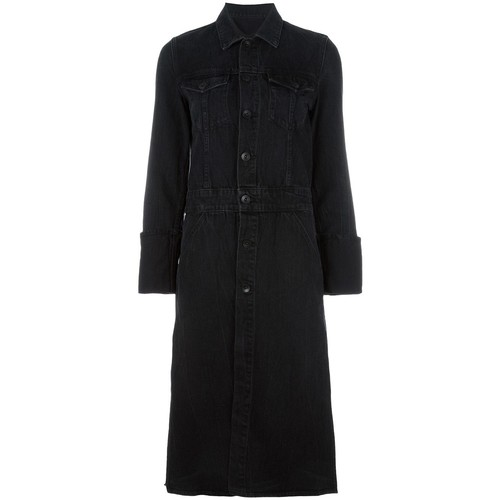 HELMUT LANG Cuffed Trench Coat