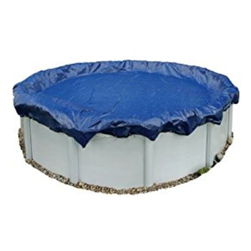 Blue Wave Gold 15-Year 12-ft Round Above Ground Pool Winter Cover [12-Feet]
