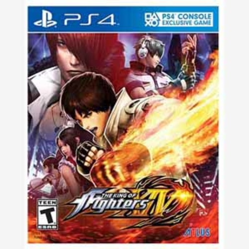 King of Fighters D1 SteelBook Launch Edition - PlayStation 4