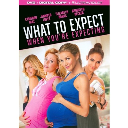 What to Expect When You're Expecting (dvd_video)