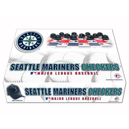 Rico Seattle Mariners Checker Set