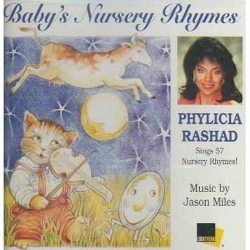 Baby's Nursery Rhymes CD (1995)