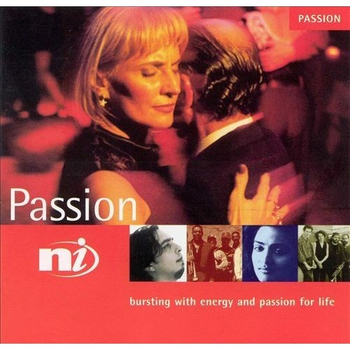 Passion [World Music Network] [CD]