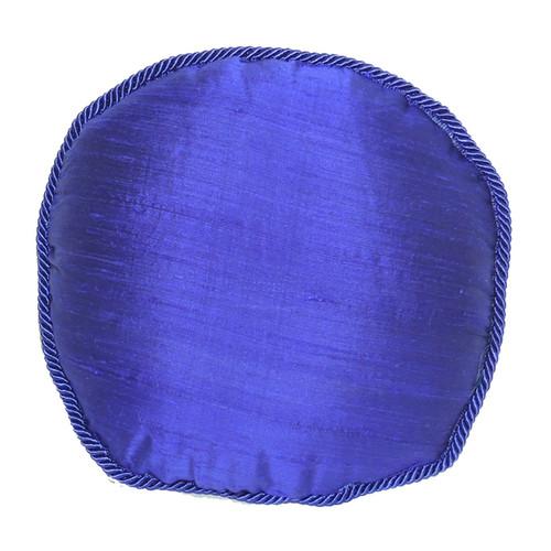Silk Round Cushion Throw Pillow