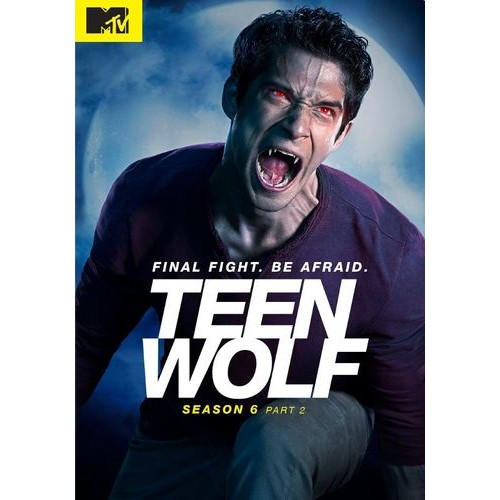 Teen Wolf: Season 6 - Part 2 [DVD]