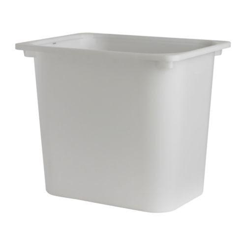 TROFAST Storage box, white