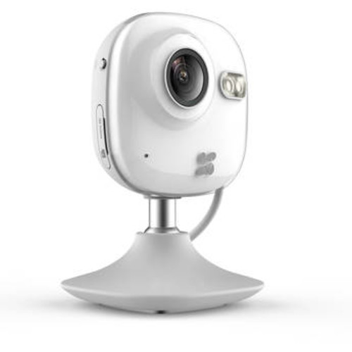CV-100 720p Wi-Fi Mini Camera with Night Vision and 16GB microSD Card